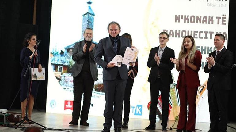 """Ansambli """"Gjilani"""" fitues i çmimit të parë në Festivalin """"N'Konak të Rahovecit na bashkon kënga shqipe"""""""