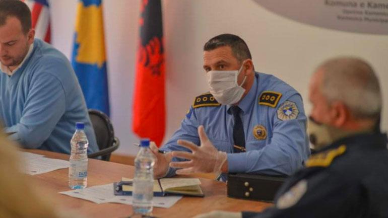 Policia shqipton 74 gjoba për mosrespektim të rregullave anticovid në Kamenicë