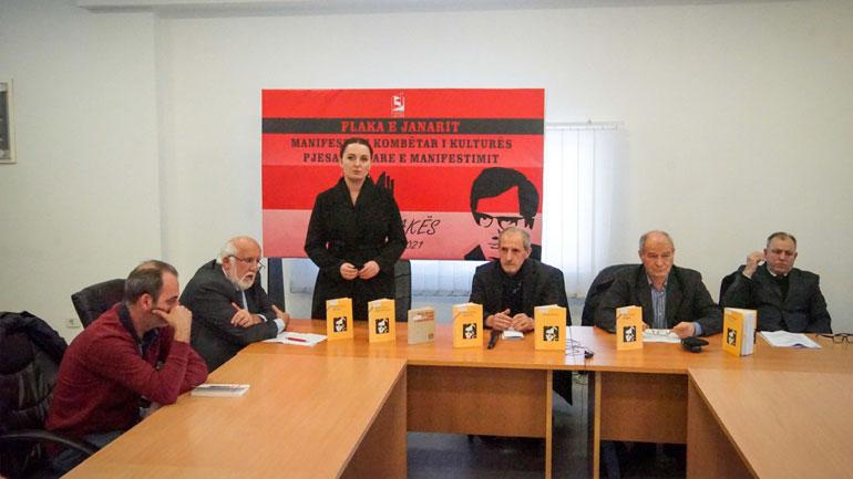 Tribunë letrare për prozën, poezinë, dramën e publicistikën e Beqir Musliut