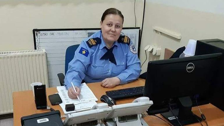 Ka ndërruar jetë policja Emine Matoshi, Policia e Gjilanit ngushëllon familjen Matoshi
