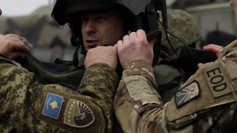 FSK i bashkohet Gardës Kombëtare Amerikane në misionin e parë ndërkombëtar paqeruajtës të saj