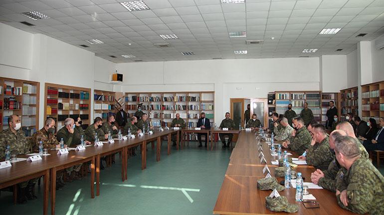 Ministria e Mbrojtjes dhe FSK-ja përmbyllin me sukses vitin e dytë të tranzicionit