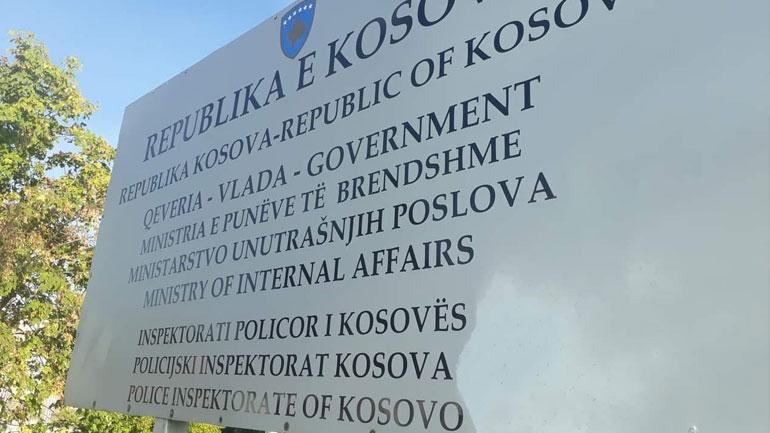 IPK arrestoi tetë zyrtarë policorë në Prishtinë