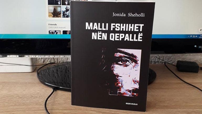 Për Jonidën dhe librin e saj të parë