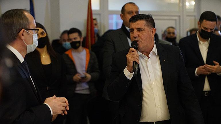 Haziri: Rinia aktive e LDK'së në Gjilan e në nivel Republike, dëshmoi mbështetjen enorme për kryeministrin Hoti