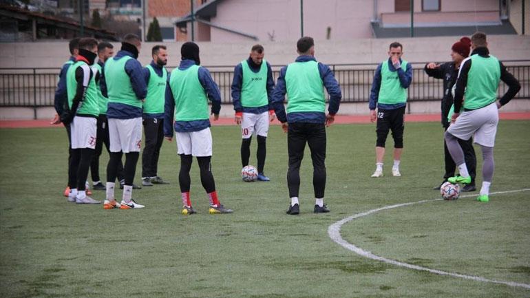 SC Gjilani nis përgatitjet për pjesën e dytë të kampionatit