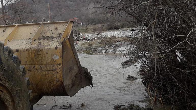 Kastrati: Vazhdojnë intervenimet për sanimin e gjendjes së krijuar nga vërshimet