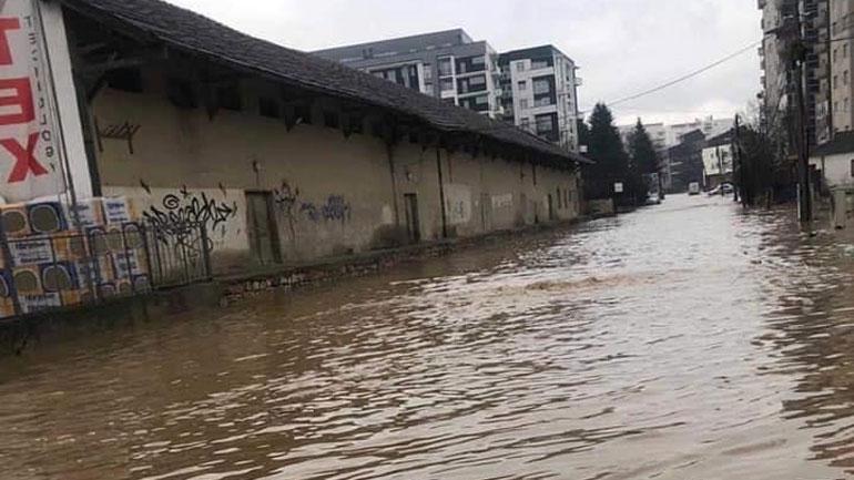 Gjilani bën vlerësimin preliminar të dëmeve nga vërshimet, kosto mbi 1.5 milion euro