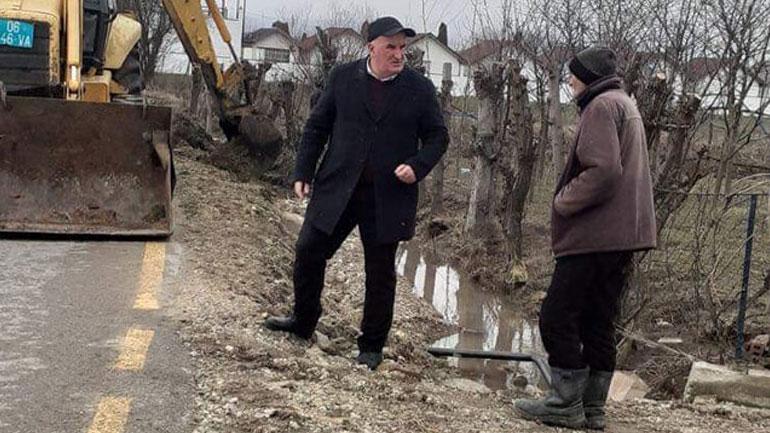 Haliti: Komuna e Vitisë e mobilizuar në parandalimin e vërshimeve