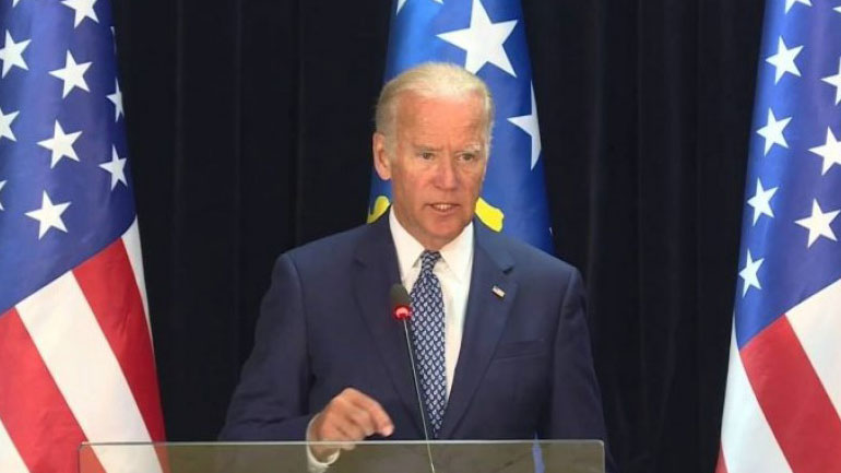 Biden i kërkon Serbisë njohjen e Kosovës