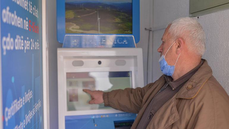 Hogosht: Bëhet përurimi i E-kiosk-ut për pajisje me certifikata të gjendjes civile