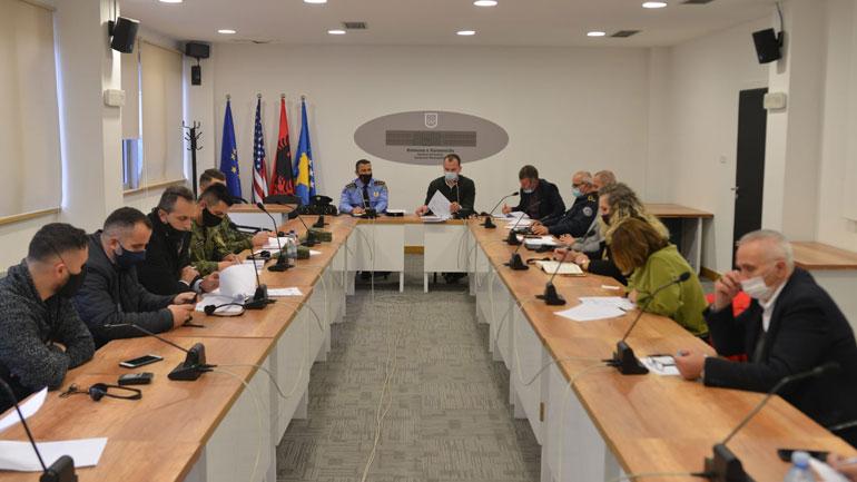 Qëndron Kastrati vlerëson lart punën e KKSB-së