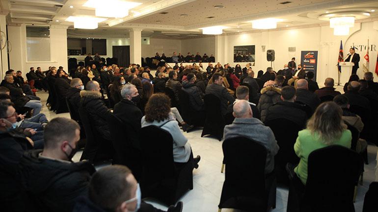 LDK: Edhe Lagjja e Spitalit zotohet për mbështetje të fuqishme për LDK-në më 14 shkurt