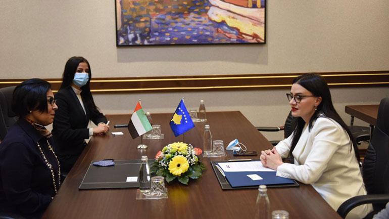 Horizont i ri në marrëdhëniet Kosovë-Emiratet e Bashkuara Arabe