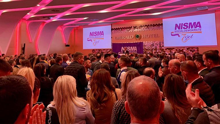 Nisma Socialdemokrate ka shënuar 7-vjetorin e themelimit