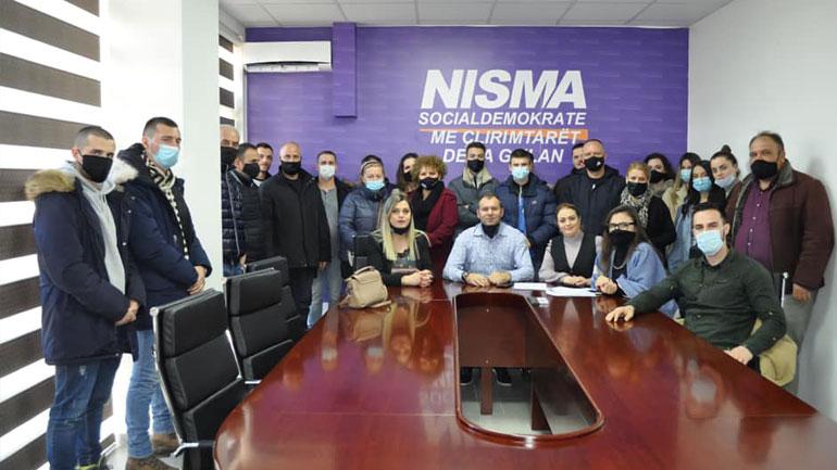 NISMA: Qytetarët e Gjilanit zgjedhin Nismën Socialdemokrate