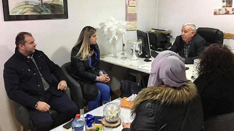 Isa Musliu dhe Mimoza Kadriu zotohen se do të jenë zëri i bizneseve në Kuvendin e Kosovës