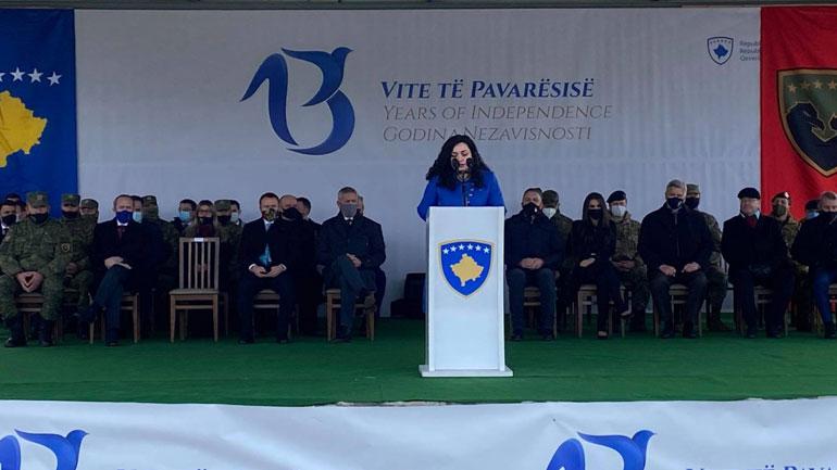 Osmani: Synimi për këtë vit është anëtarësimi në Bashkimin Evropian dhe në NATO