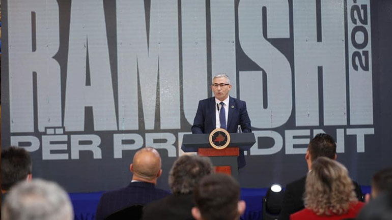 Kadriu: Anamorava e përcaktuar për FORCËN e KOSOVËS, për AAK-në