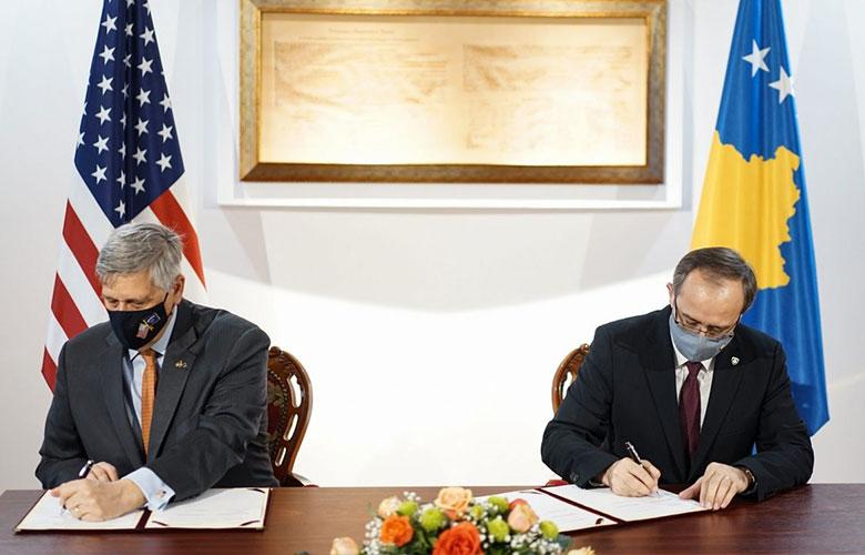 Hoti: Faleminderit SHBA që po na dëshmon miqësinë speciale me Kosovën