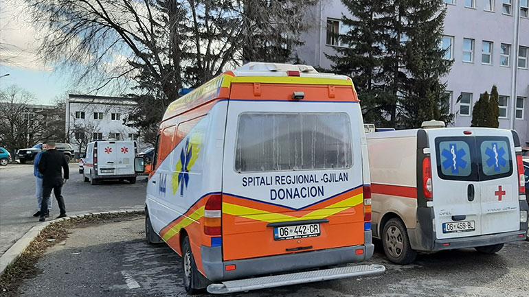 Brenda 24 orëve, 17 raste të vdekjes me COVID-19,  prej tyre 2 në Gjilan, 2 në Kamenicë dhe 1 në Viti