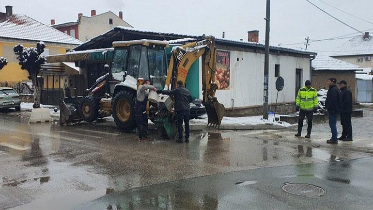 Ndërpritet furnizimi me ujë në qytetin e Bujanocit, havari në gypa