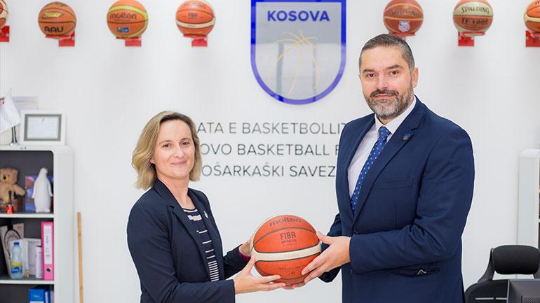 Fetahu dhe Dushku ftohen në Kongresin e FIBA-s më 3 qershor