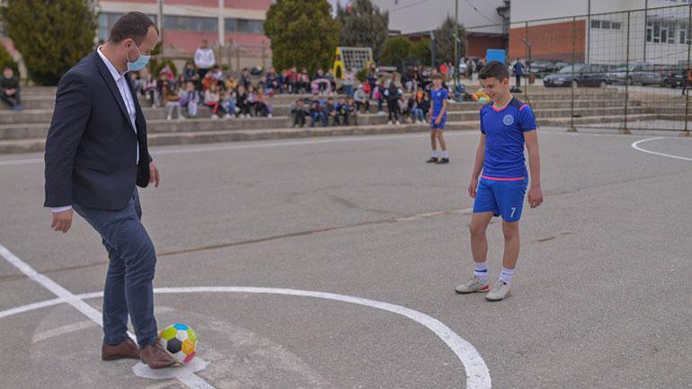 Fillon Liga e Futsallit në nivel komunal, zhvillohet xhiro e parë e grupit A