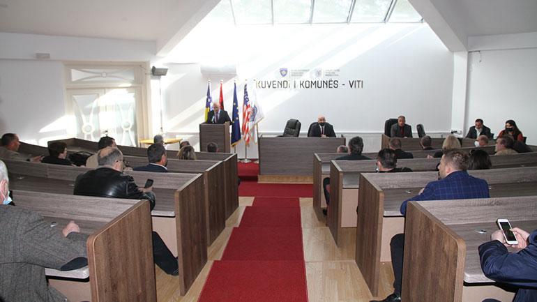 Kuvendi Komunal i Vitisë me seancë solemne për nderë të Epopesë së UÇK-së