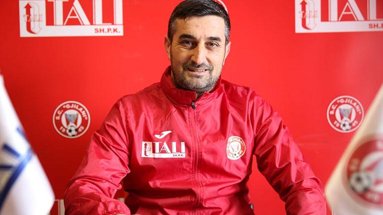 Agim Maliqi bëhet pjesë e stafit të trajnerit Ismet Munishi