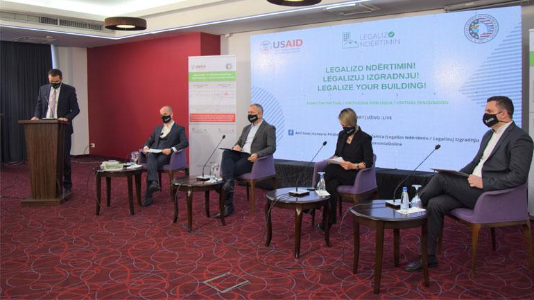 Legalizimi i ndërtimeve sjellë përfitime të shumëta për qytetarët e Kosovës