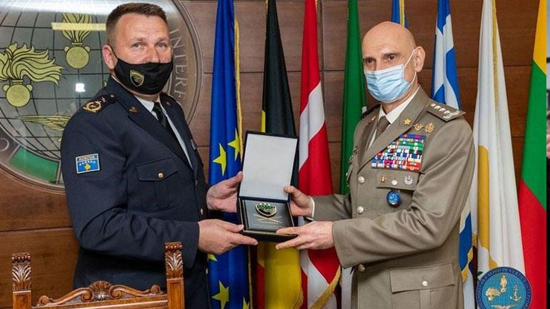 Komandanti i FSK-së, gjenerallejtënant Rrahman Rama në vizitë zyrtare në Republikën e Italisë