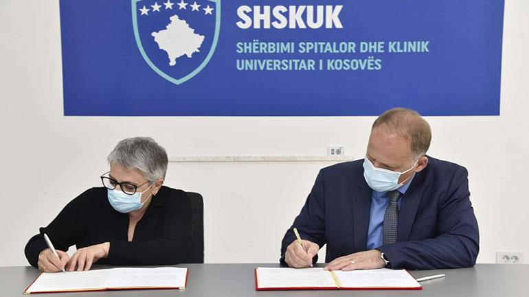 ShSKUK përfiton donacion në vlerë 100 mijë euro