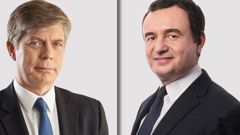 Kryeministri Kurti takoi shefin e EULEX-it, Lars Gunnar Wigemark