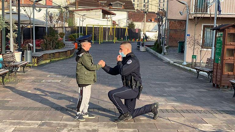 Policia e Kosovës në Rajonin e Gjilanit e përkushtuar gjithmonë t'i shërbejë qytetarëve dhe vendit