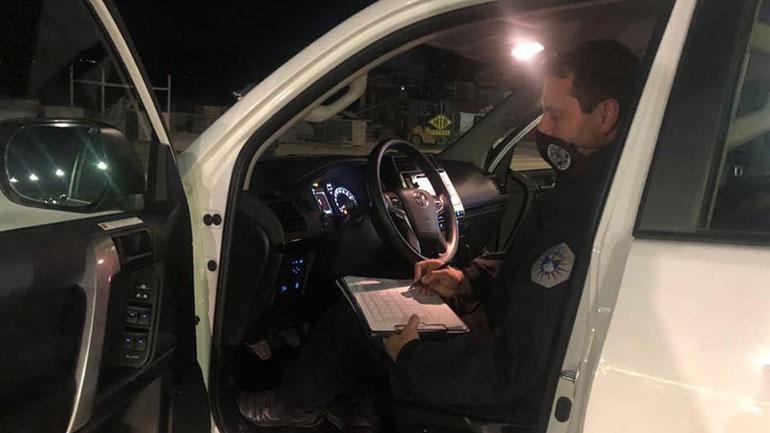 Policia u shqipton gjoba 791 qytetarëve për mosrespektim të masave antiCovid