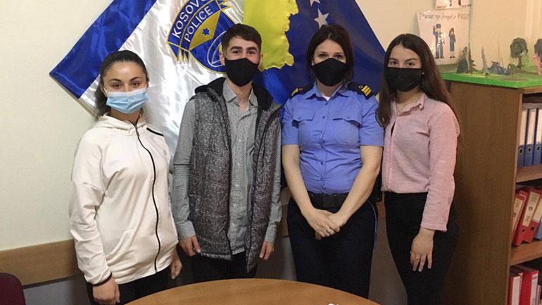 Policia bashkë me nxënësit e trajnuar do të mbajnë ligjërata kundër dukurive negative
