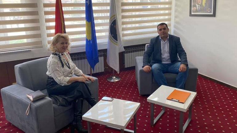 Sevdije Syla emërohet u.d e kryetares së Forumit të Gruas në AAK-në e Gjilanit