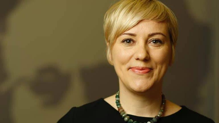 Sibel Halimi, zëdhënëse politike e LDK-së