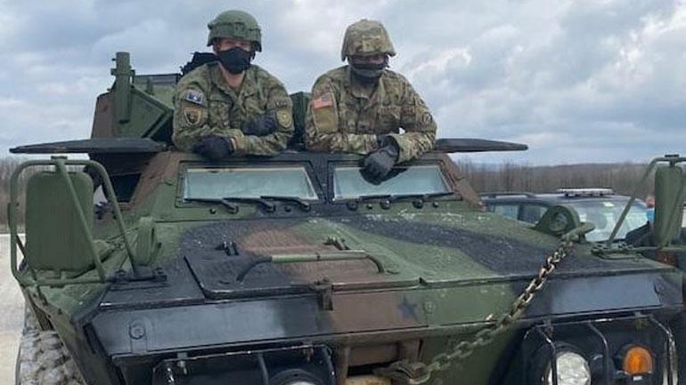 """Kosova, pjesëmarrëse në mesin e 27 Shteteve në ushtrimin ushtarak """"Defender Europe 21"""""""