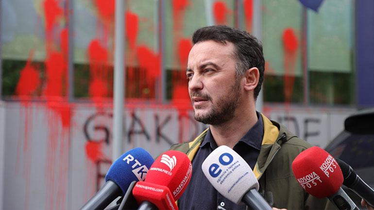 Ja cilët aktivistë të PSD-së u arrestuan nga policia