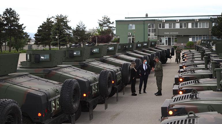 FSK po fuqizon kapacitetet operacionale taktike