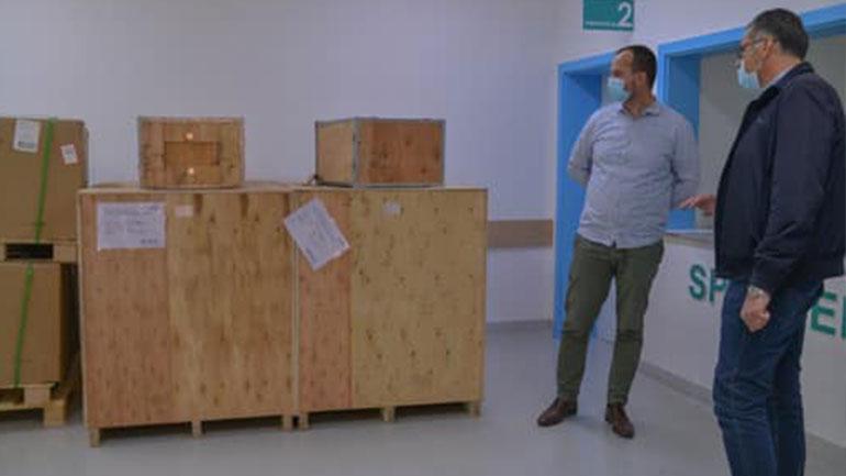 Kamenica ka pranuar dy karrige stomatologjike me të gjitha pajisjet e nevojshme përcjellëse