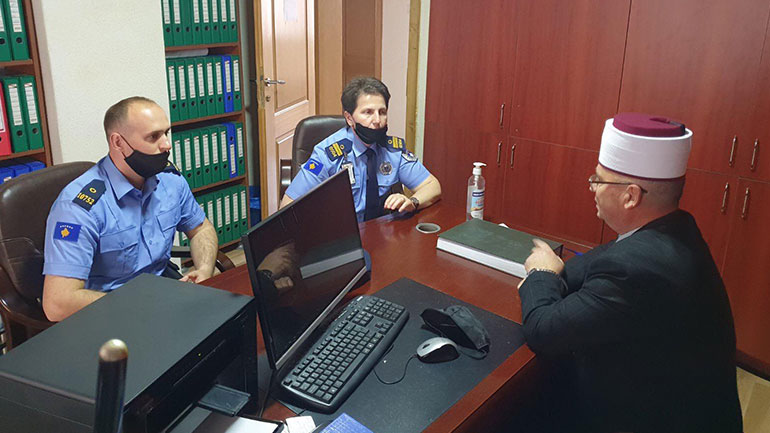 Policia e gatshme për bashkëpunim me çdo institucion, sot përfaqësuesit e saj takuan ata të KBI-së
