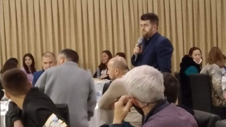 Këshilli i Bashkësisë Islame në Gjilan shtroi iftar për jetimët e Gjilanit