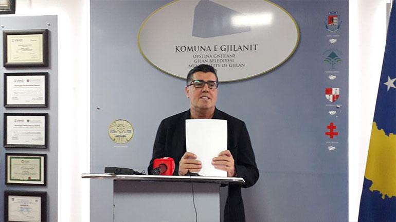 Lutfi Haziri: Gjilani po kalon ditë të zeza, solidarizohemi me familjen Haliti që humbi tre anëtarë