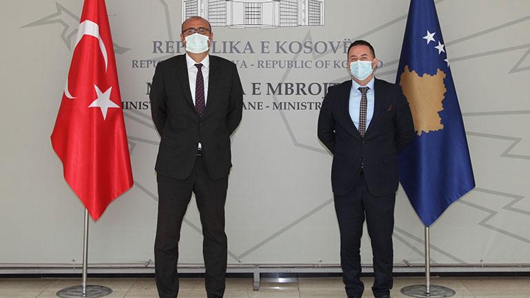 Turqia, aleat i fuqishëm i Kosovës do të vazhdojë ta mbështesë FSK-në