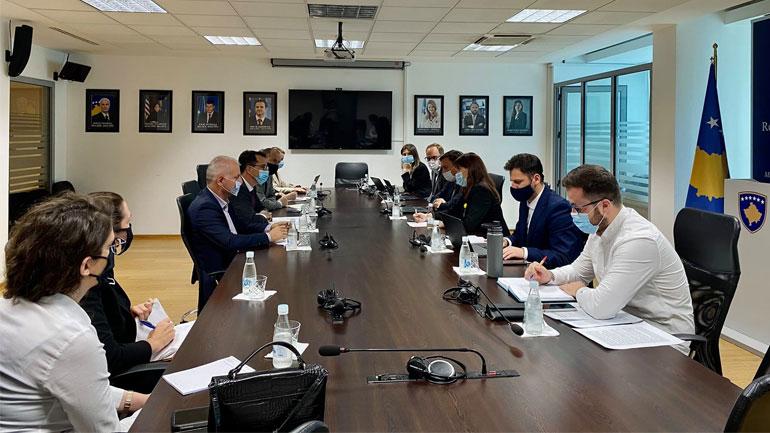 Mbahen takimet konsultative drejt finalizimit të Strategjisë për Sundimin e Ligjit