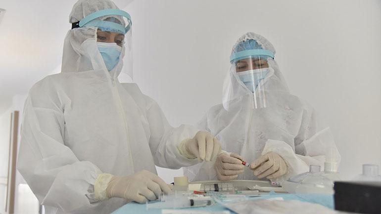 ShSKUK: 160 pacientë në trajtim nga COVID-19