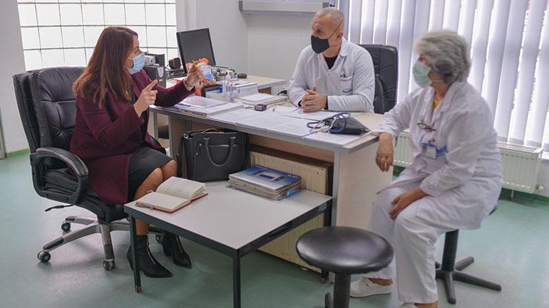 Së shpejti Qendra Mjekësore Familjare në Roganë fillon punën 24 orë